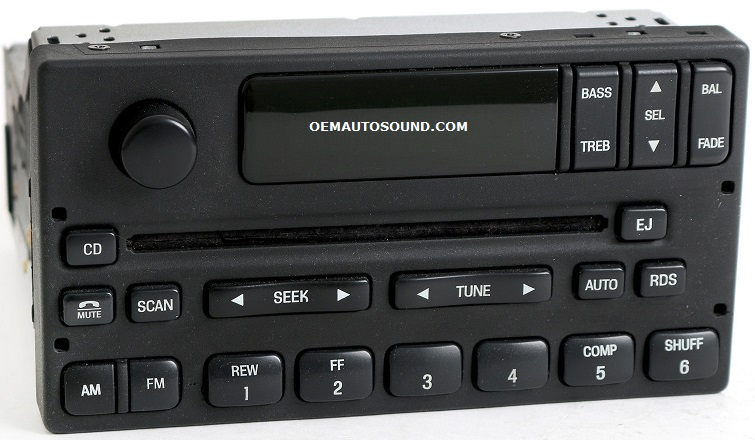 Ford CD Radio headunit stereo